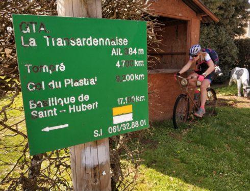 Grande Traversée des Ardennes, en VTT