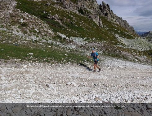 Trail des Arcs